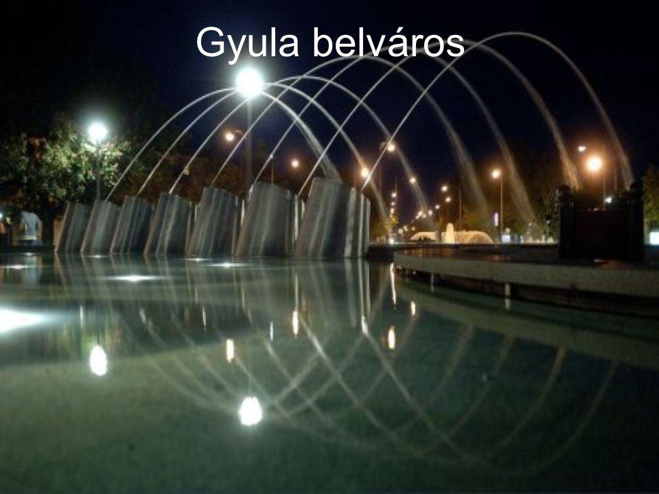 Gyula belváros