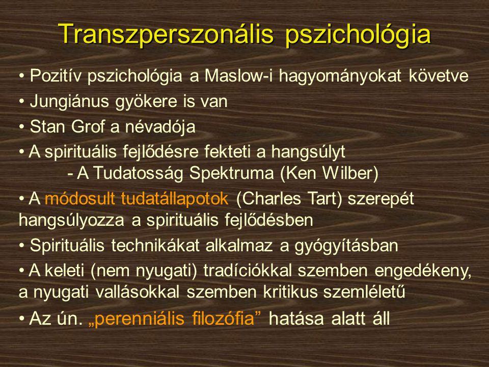 Transzperszonális pszichológia