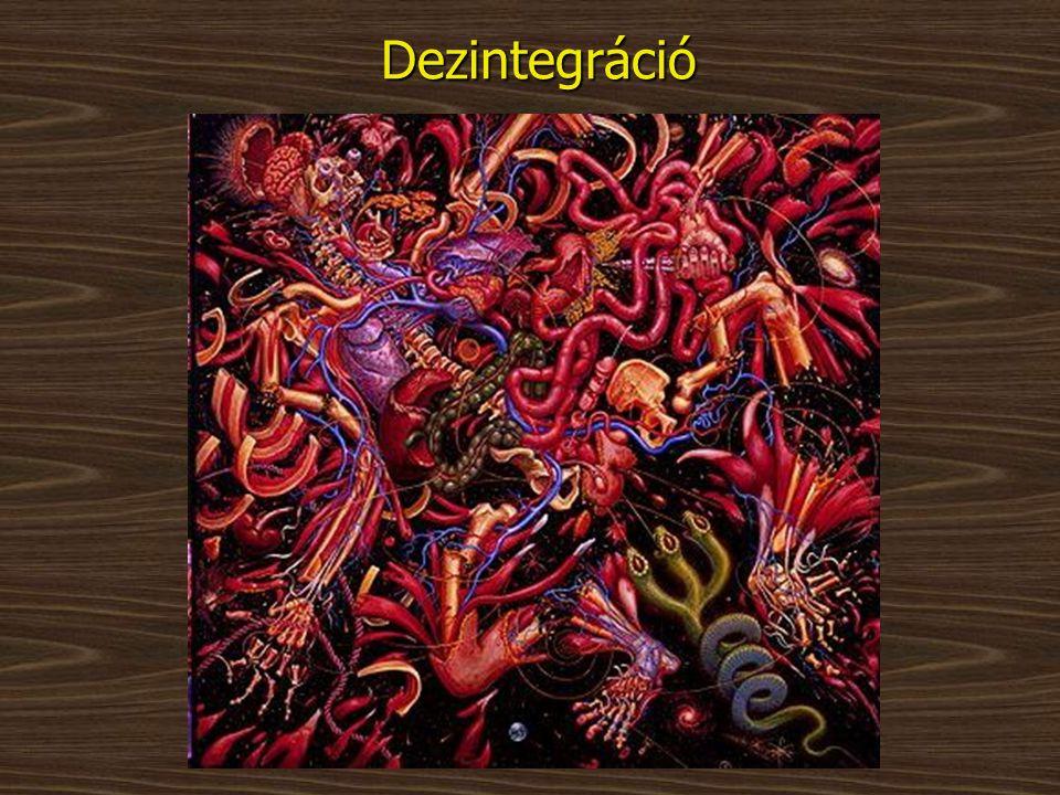 Dezintegráció