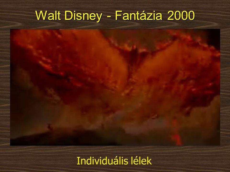 Walt Disney - Fantázia 2000 Individuális lélek