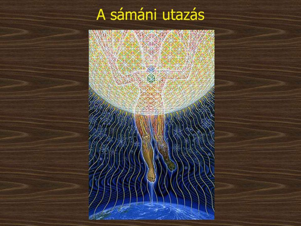 A sámáni utazás