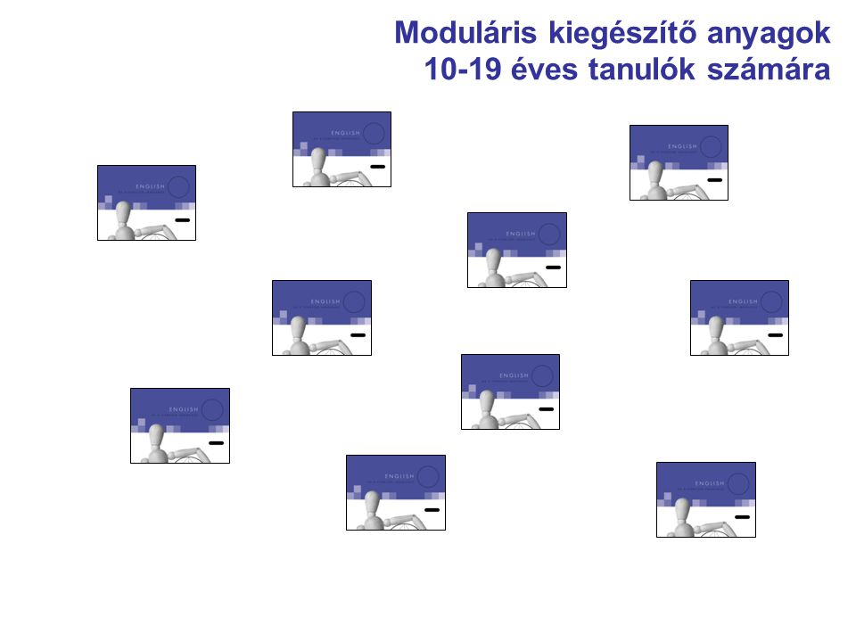 Moduláris kiegészítő anyagok
