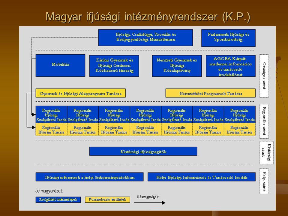 Magyar ifjúsági intézményrendszer (K.P.)