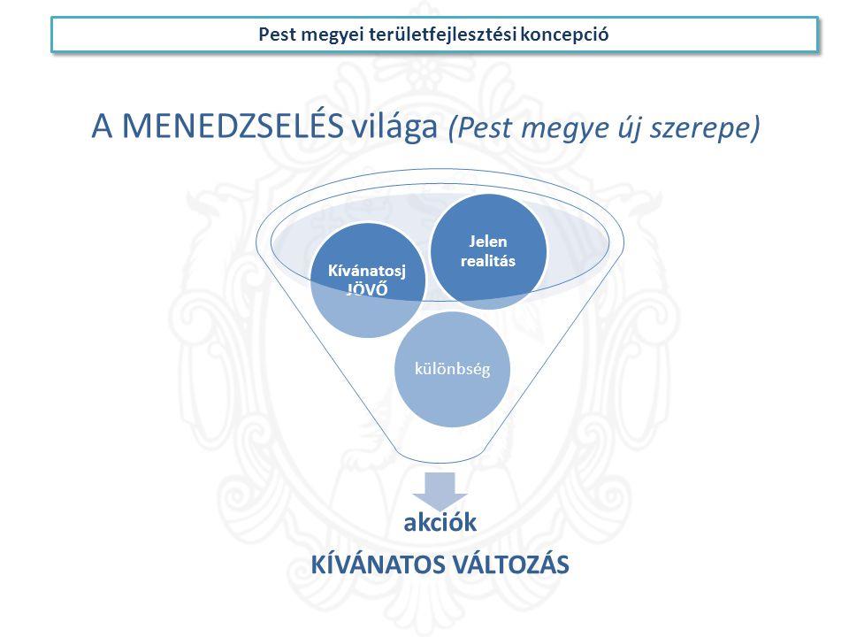 Pest megyei területfejlesztési koncepció
