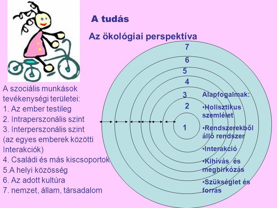 Az ökológiai perspektíva