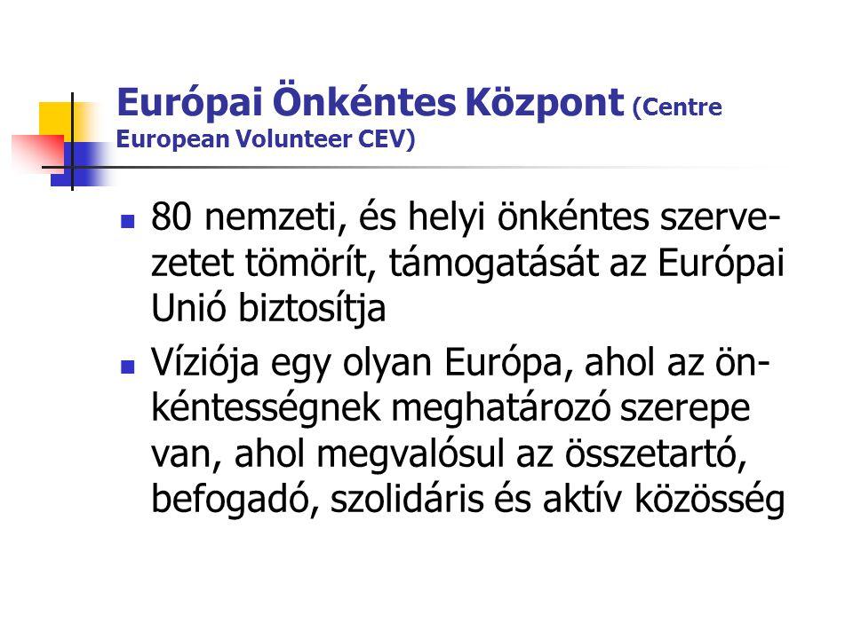 Európai Önkéntes Központ (Centre European Volunteer CEV)