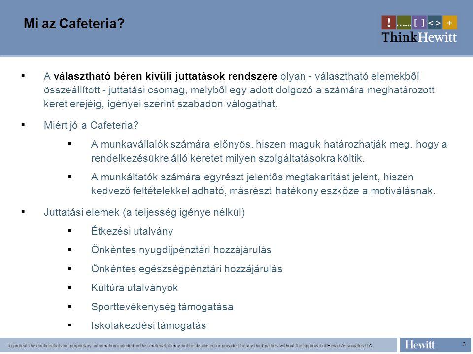 Mi az Cafeteria