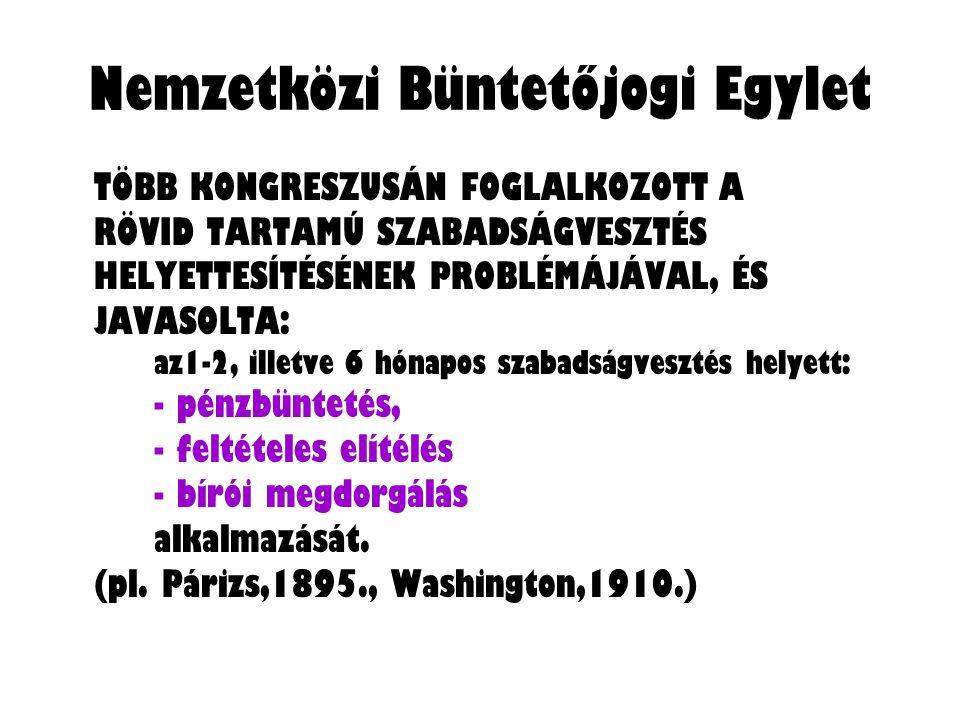 Nemzetközi Büntetőjogi Egylet