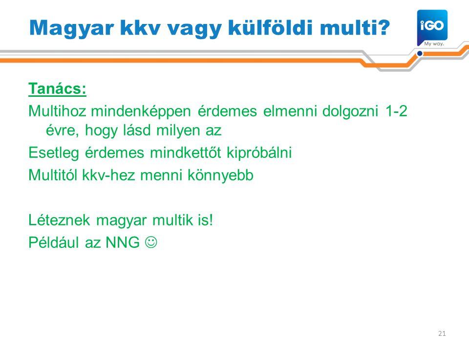 Magyar kkv vagy külföldi multi