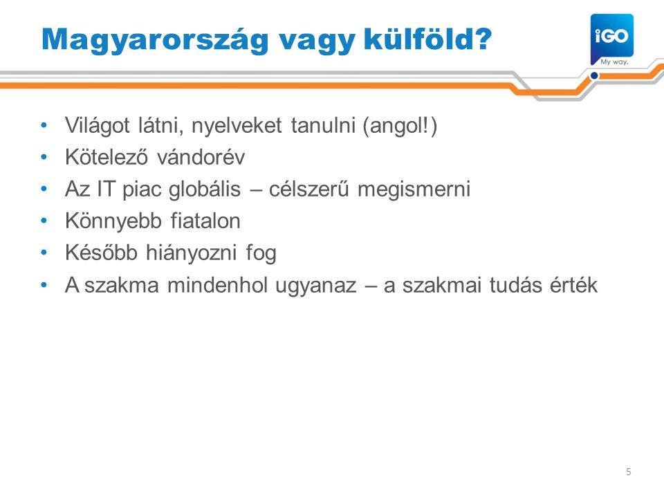 Magyarország vagy külföld