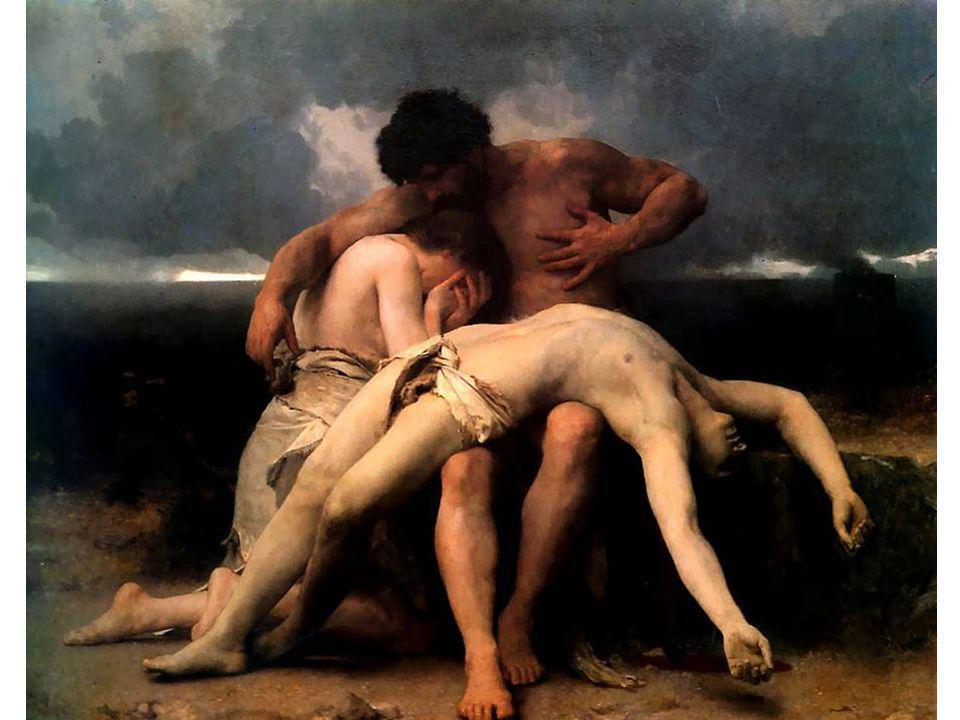 Bouguereau - Az első reggel, 1888