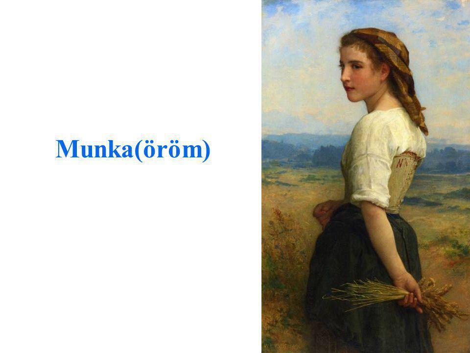 Munka(öröm) Bouguereau - Tallózók, 1894