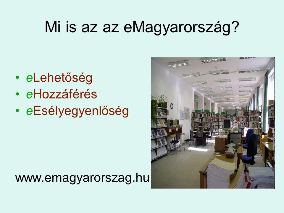 Mi is az az eMagyarország