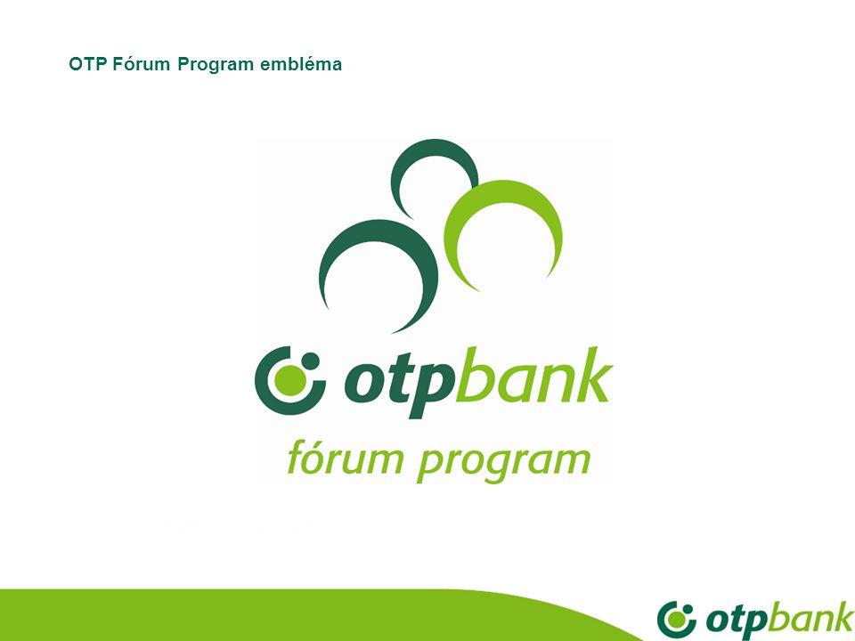 OTP Fórum Program embléma