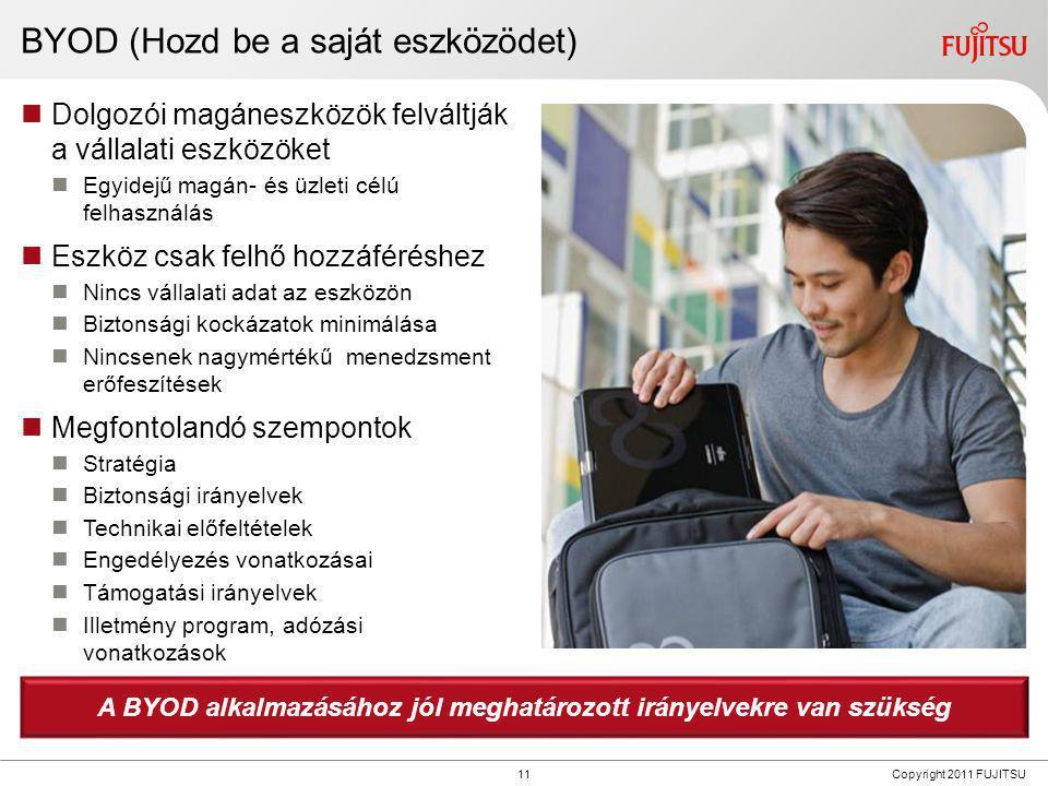 A BYOD mindenki számára nyereséges
