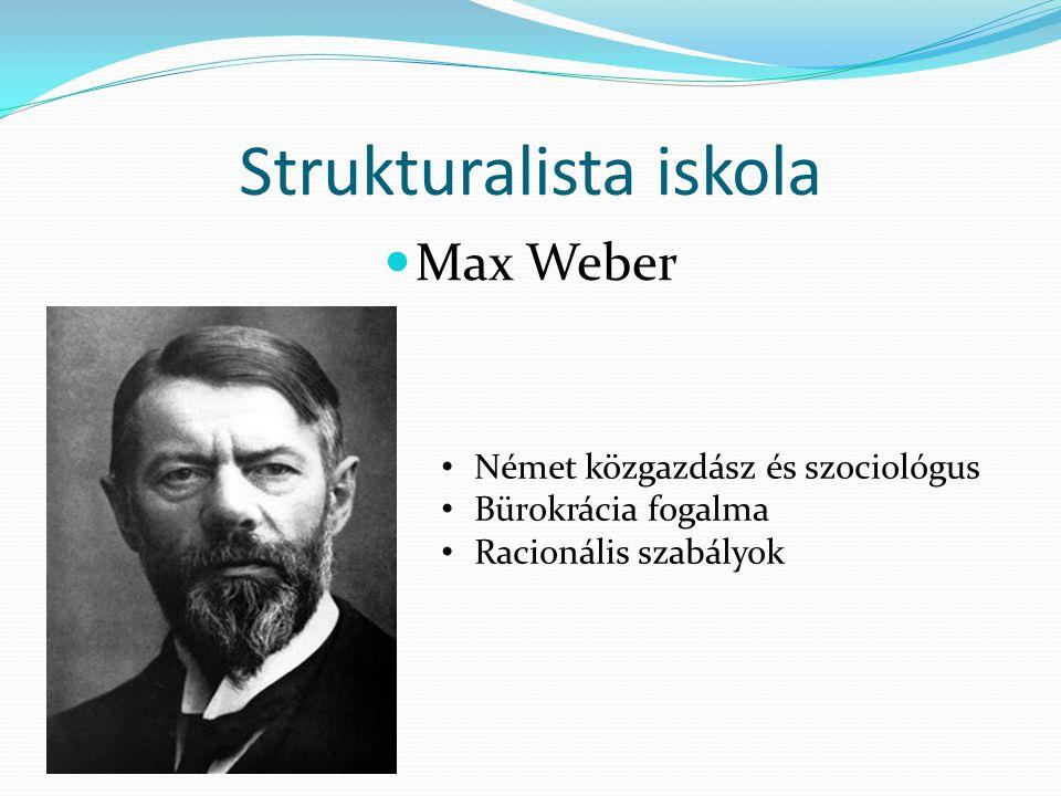 Strukturalista iskola