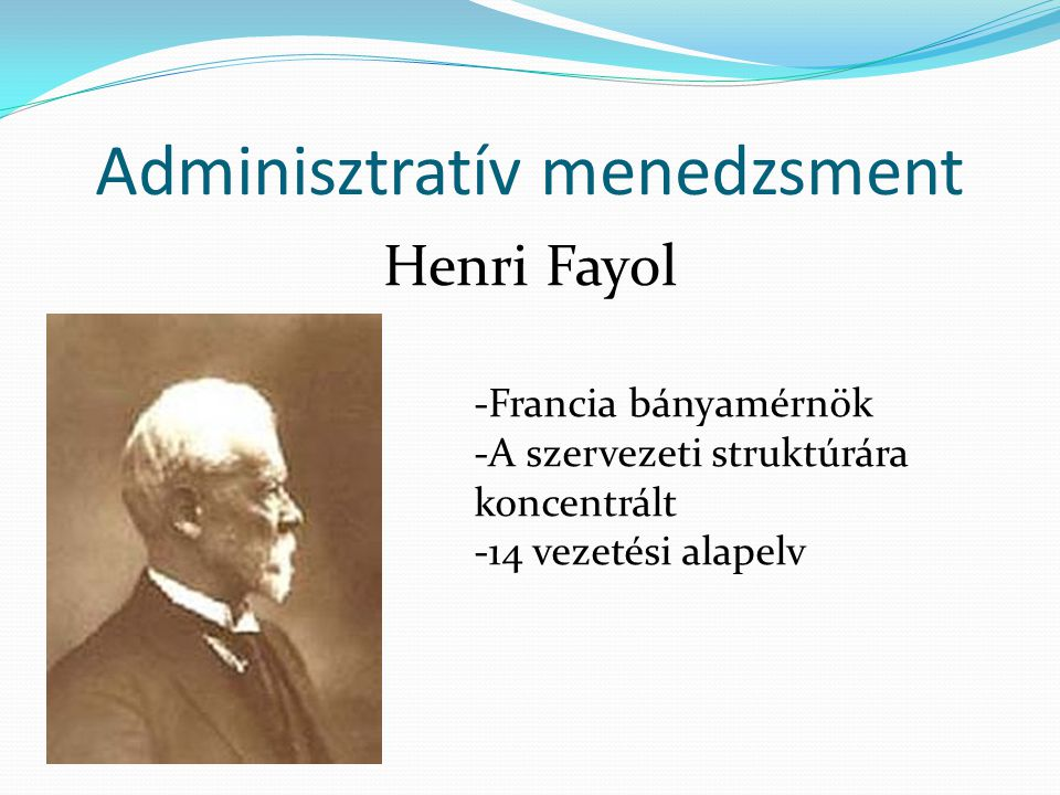 Adminisztratív menedzsment