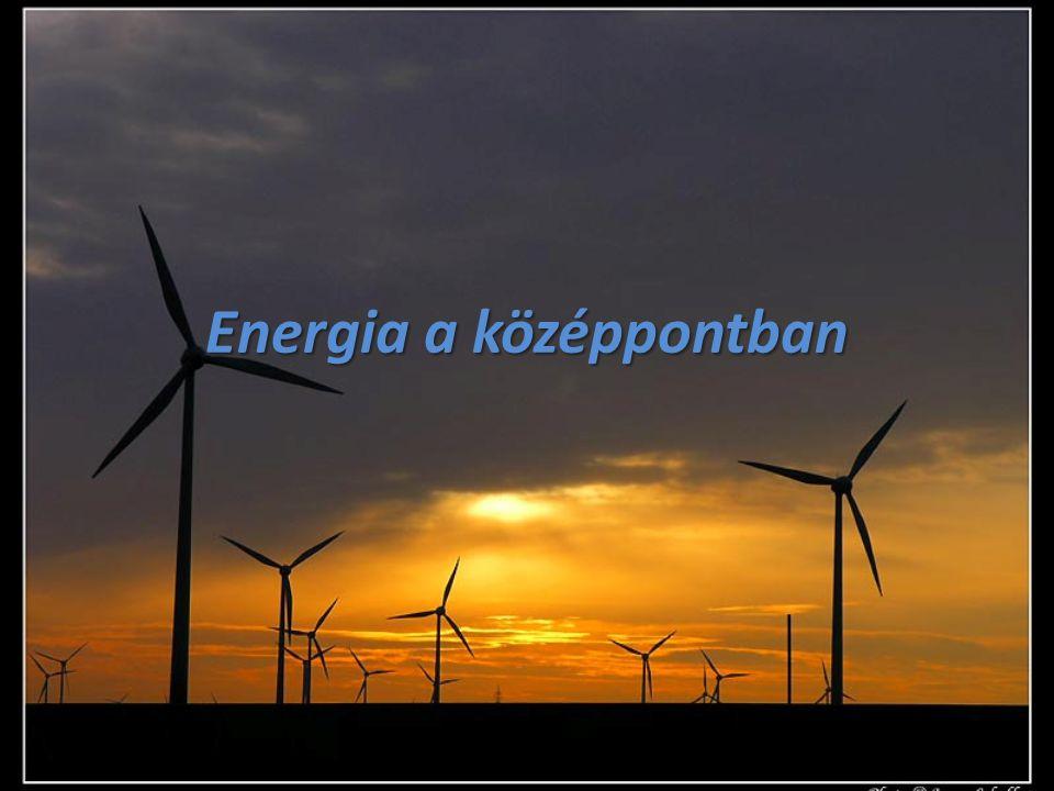 Energia a középpontban