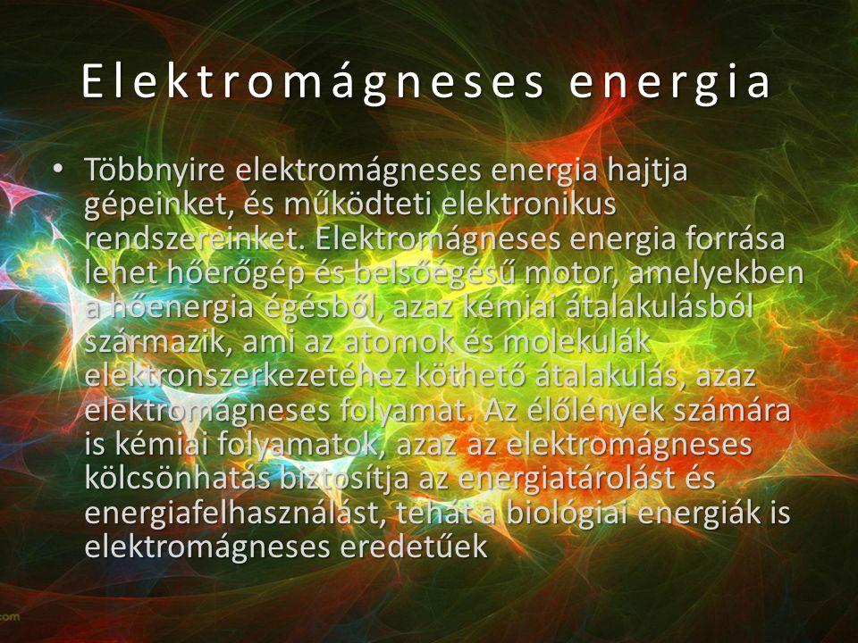 Elektromágneses energia
