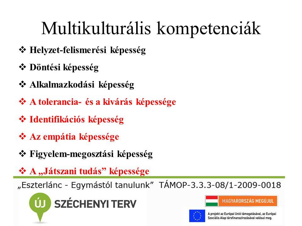 Multikulturális kompetenciák