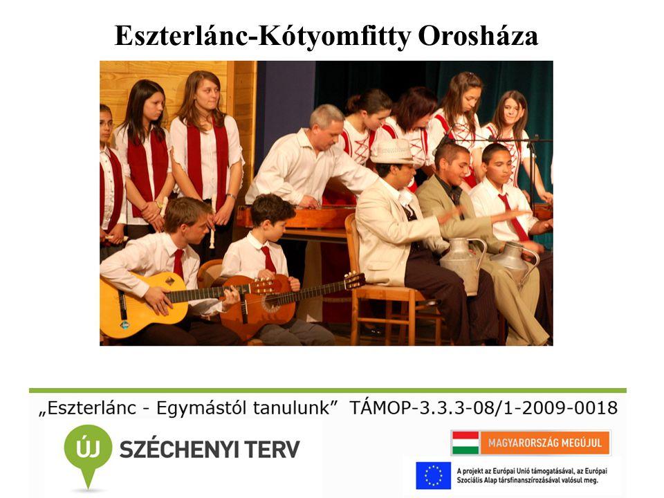 Eszterlánc-Kótyomfitty Orosháza
