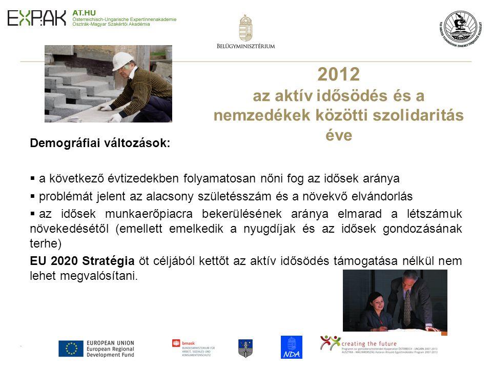 2012 az aktív idősödés és a nemzedékek közötti szolidaritás éve