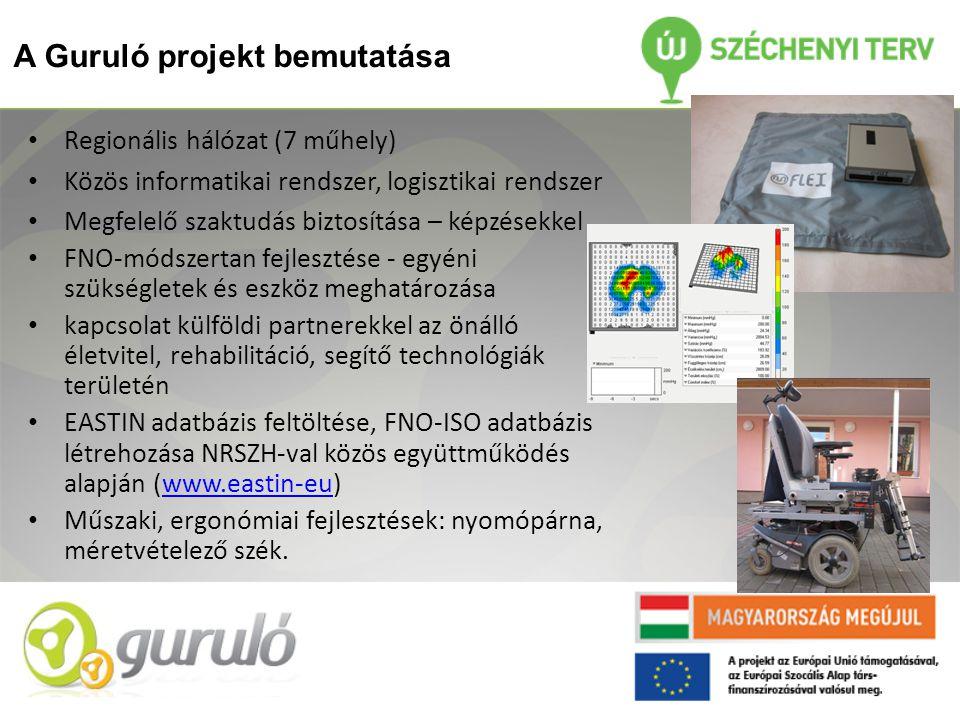 A Guruló projekt bemutatása