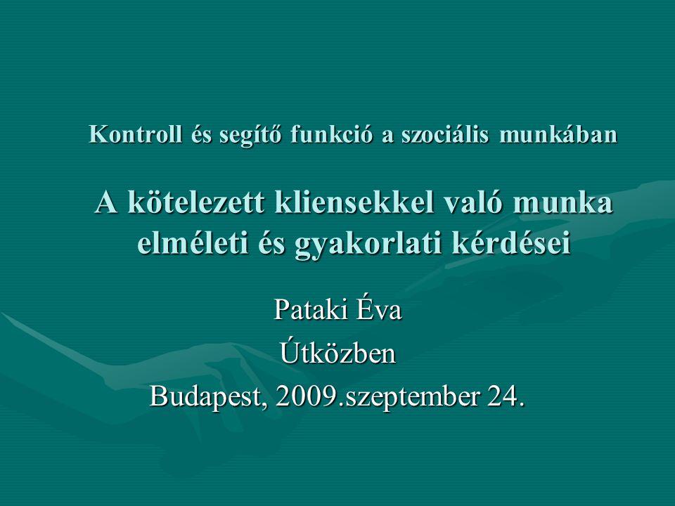 Pataki Éva Útközben Budapest, 2009.szeptember 24.