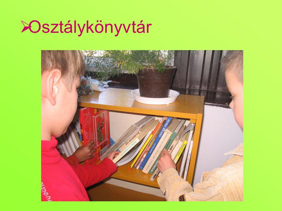 Osztálykönyvtár