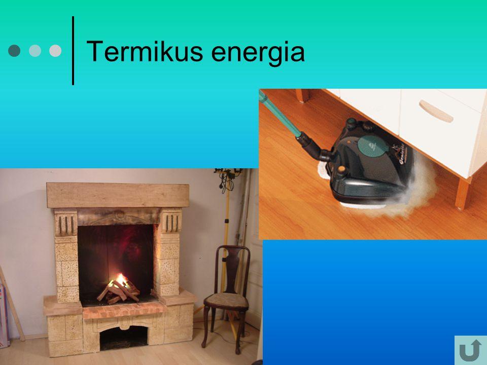 Termikus energia
