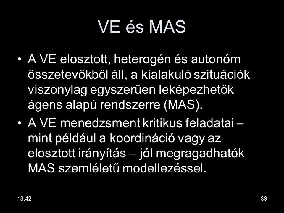 VE és MAS