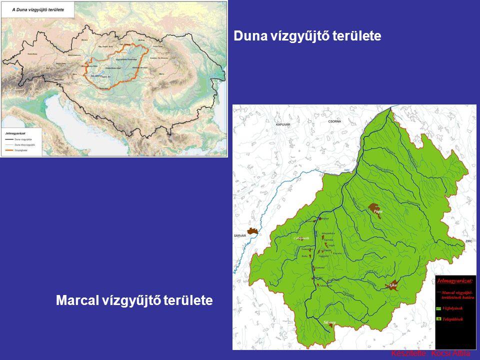 Duna vízgyűjtő területe