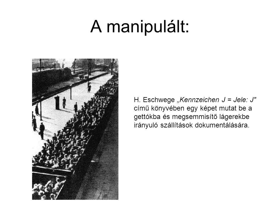 A manipulált: