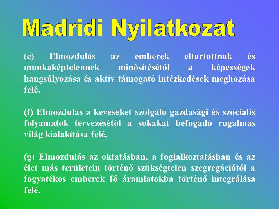 Madridi Nyilatkozat