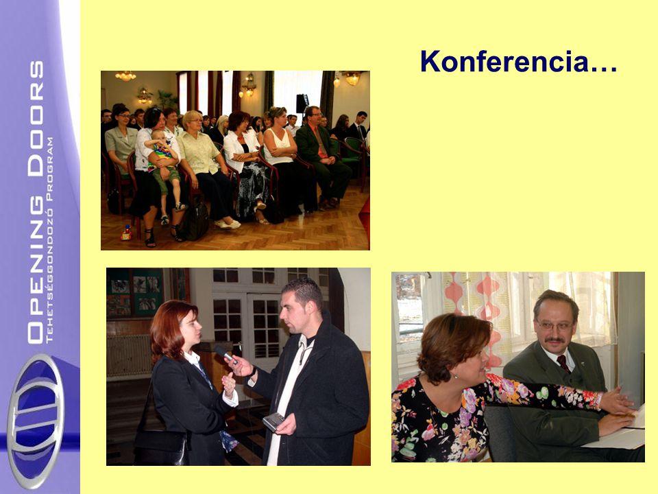 Konferencia…