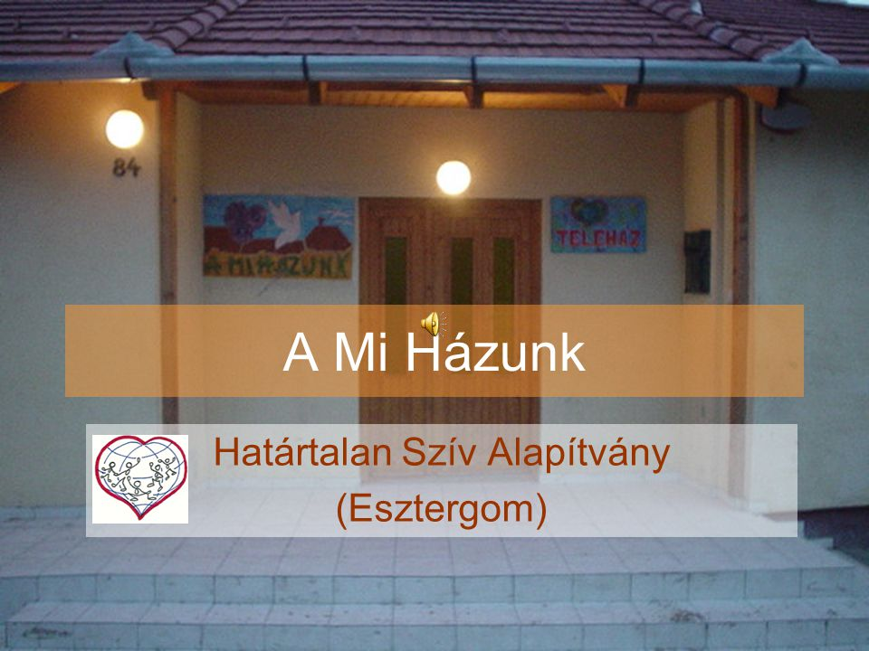 Határtalan Szív Alapítvány (Esztergom)