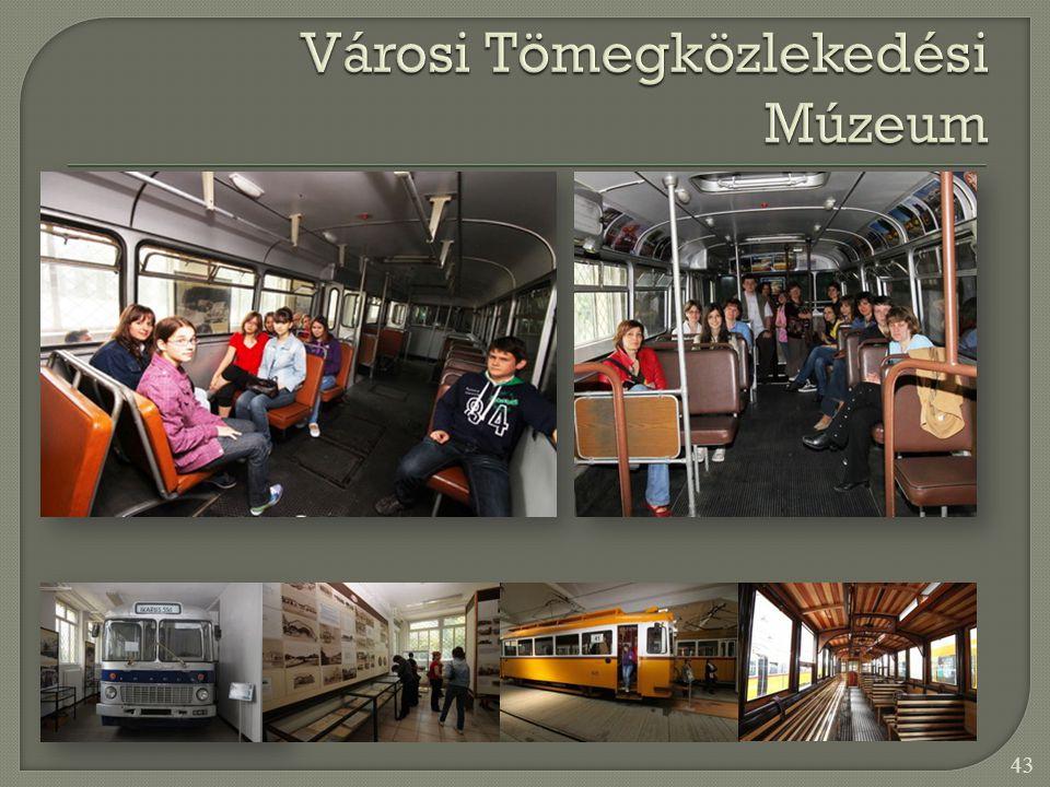 Városi Tömegközlekedési Múzeum