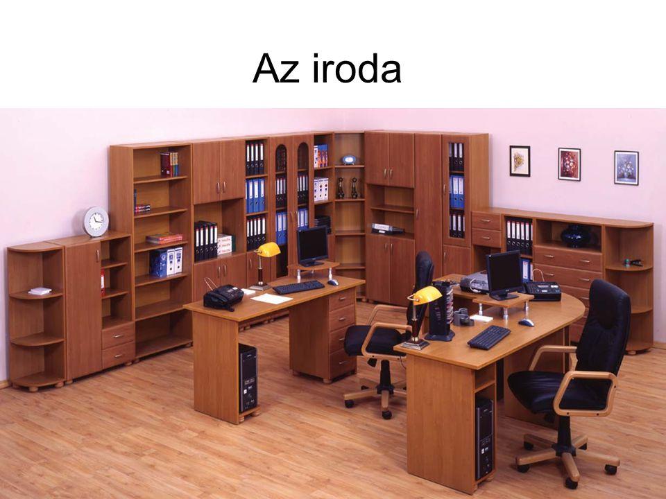 Az iroda