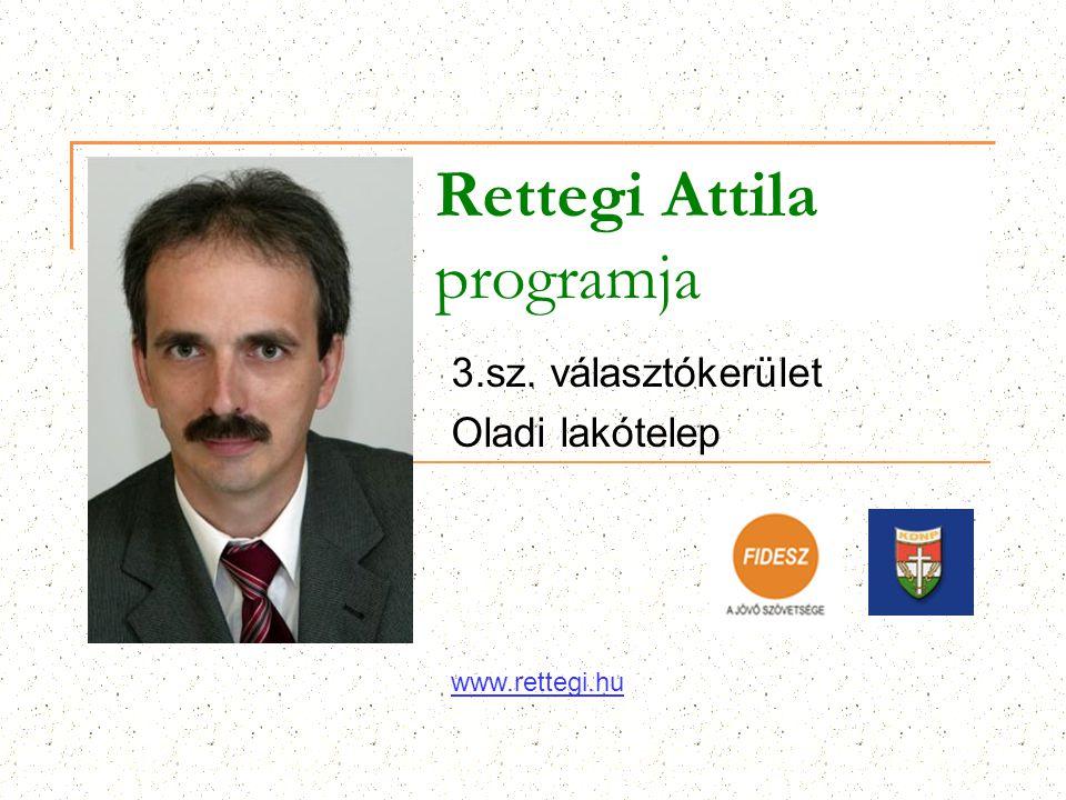 Rettegi Attila programja