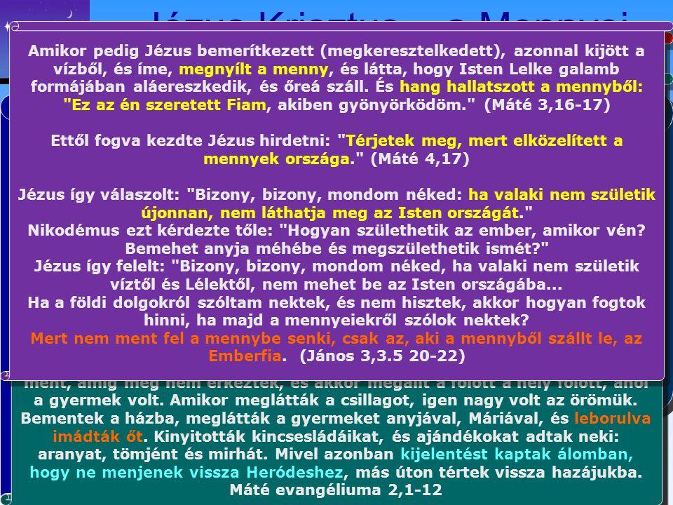 Jézus Krisztus – a Mennyei Ember