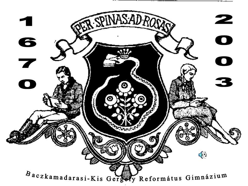 Baczkamadarasi-Kis Gergely Református Gimnázium