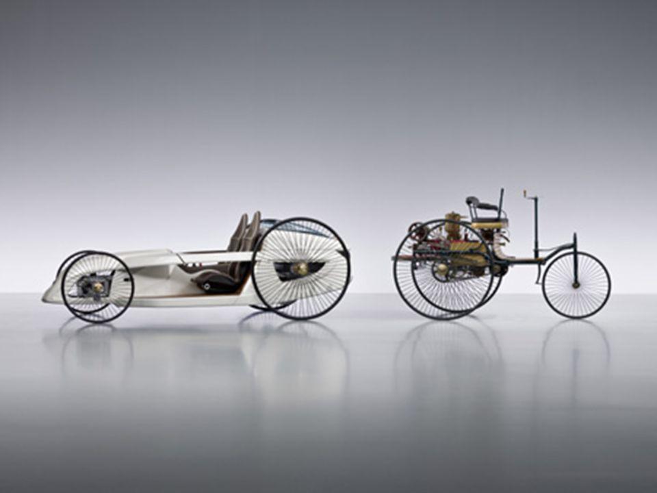 Az első autó