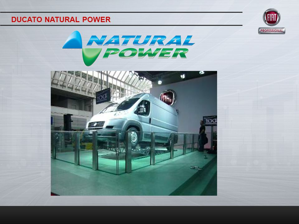 DUCATO NATURAL POWER