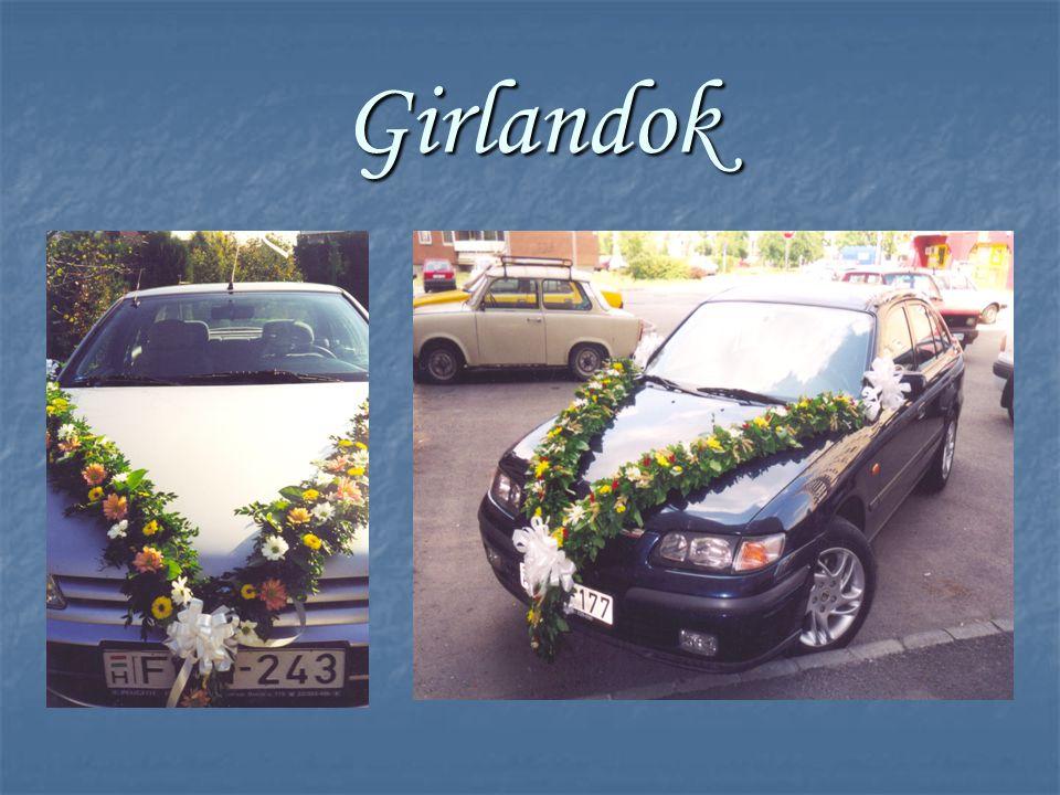 Girlandok
