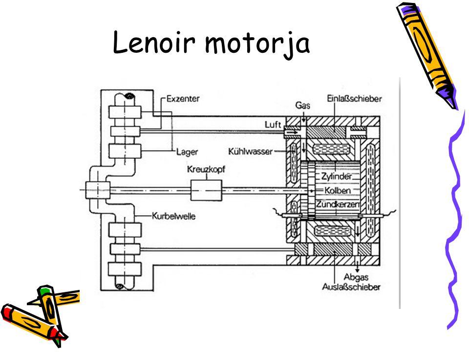 Lenoir motorja