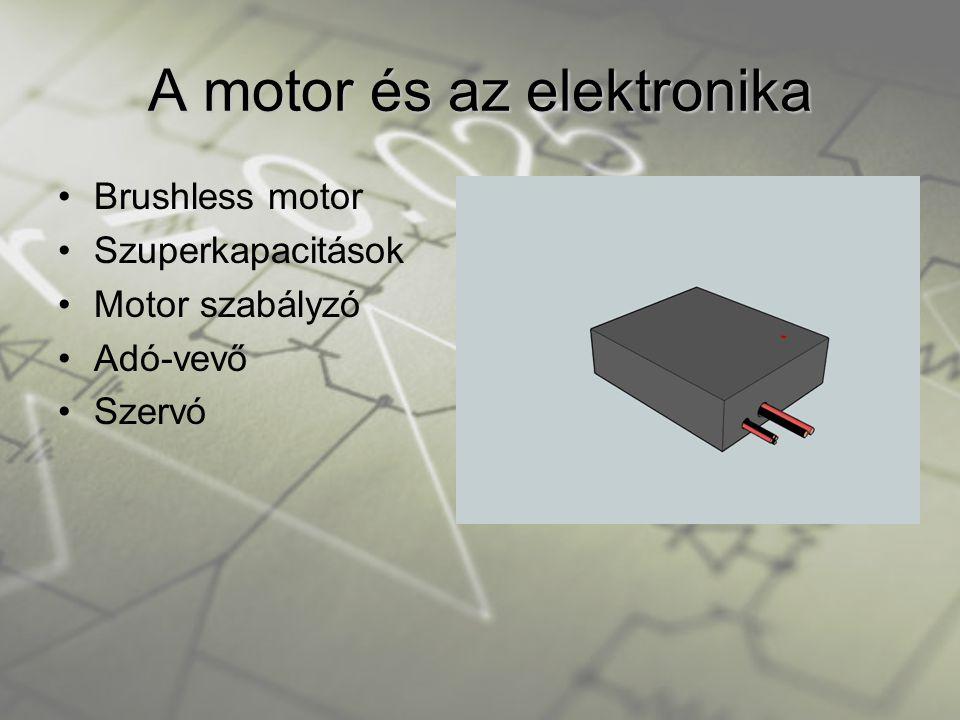 A motor és az elektronika