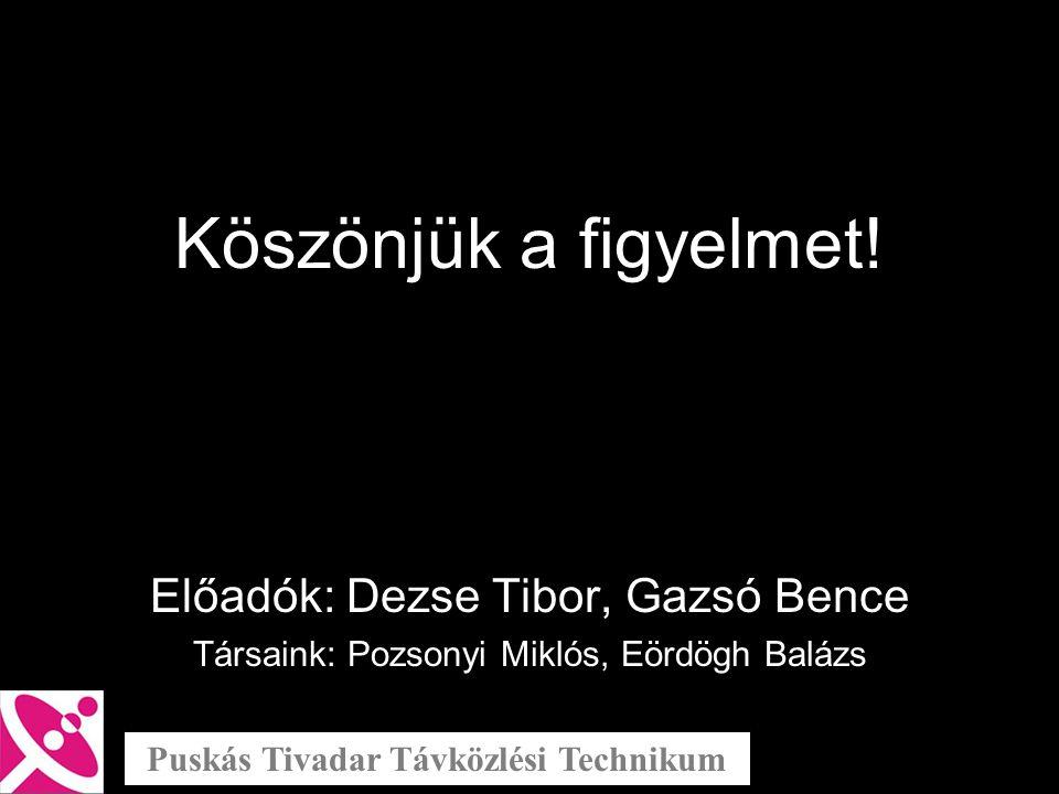Puskás Tivadar Távközlési Technikum