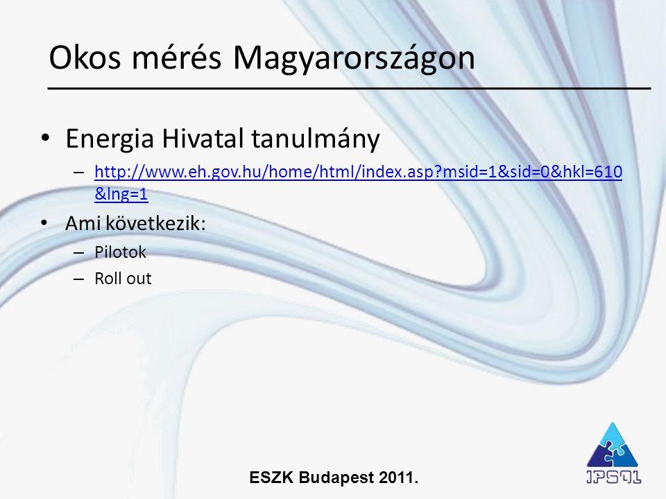 Okos mérés Magyarországon