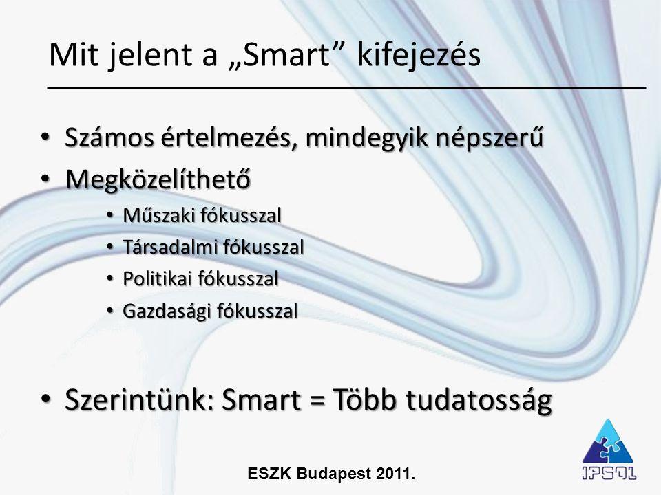 """Mit jelent a """"Smart kifejezés"""