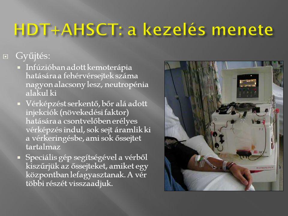 HDT+AHSCT: a kezelés menete